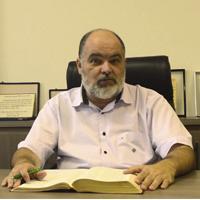 Presidente: Bispo Roberto Alves de Souza